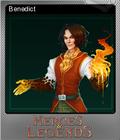 Heroes & Legends Conquerors of Kolhar Foil 3