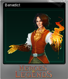 Heroes & Legends Conquerors of Kolhar Foil 3