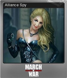 March of War Foil 02