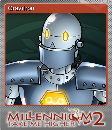 Millennium 2 - Take Me Higher Foil 5