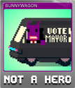 NOT A HERO Foil 2