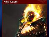 Path of Exile - King Kaom