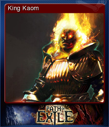 Path of Exile Card 02