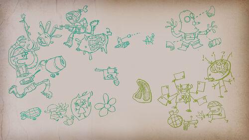 Psychonauts Artwork 5