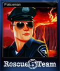 Rescue Team 5 Card 1