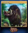 Royal Quest Card 05