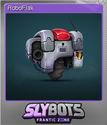 Slybots Frantic Zone Foil 1