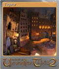 The Book of Unwritten Tales 2 Foil 4