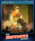 The Showdown Effect Card 2