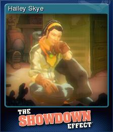 The Showdown Effect Card 2