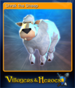 Villagers and Heroes Card 05