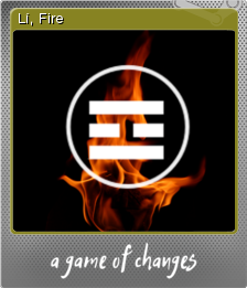 A Game of Changes Foil 3