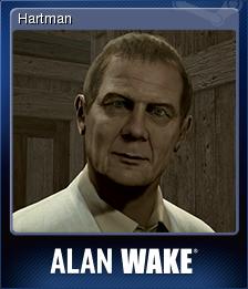 Alan Wake Card 4
