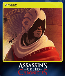 Assassin's Creed Chronicles India Card 1