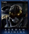Batman Arkham Origins Card 8