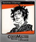 Corto Maltese Secrets of Venice Foil 4