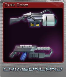 Crimsonland Foil 4