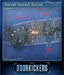 Door Kickers Card 4