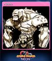 Double Dragon Neon Card 09