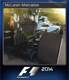 F1 2014 Card 06