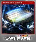 FX Eleven Foil 7