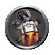 Gravity Badgers Badge 5