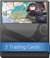 Machina of the Planet Tree -Planet Ruler- Booster Pack
