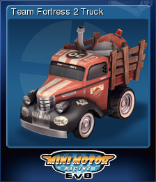 Mini Motor Racing EVO Card 4