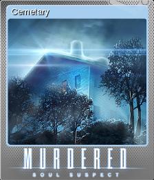 Murdered Soul Suspect Foil 4