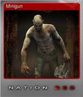 Nation Red Foil 7