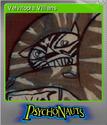 Psychonauts Foil 1