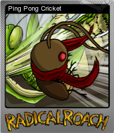 RADical ROACH Deluxe Edition Foil 03