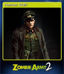 Sniper Elite Nazi Zombie Army 2 Card 4