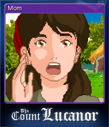 The Count Lucanor Card 6