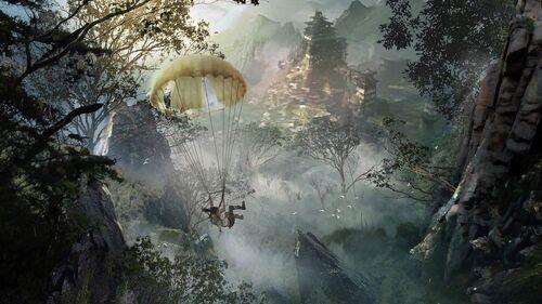 Tomb Raider Artwork 5
