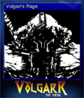 Volgarr the Viking Card 2