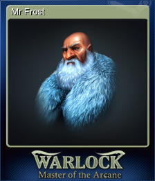 Warlock Master of the Arcane Card 1