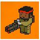 8-Bit Armies Badge 1