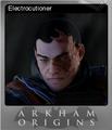 Batman Arkham Origins Foil 6
