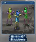 Birth of Shadows Foil 02