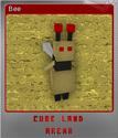 Cube Land Arena Foil 1