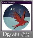 Drawn Dark Flight Foil 8