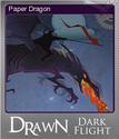 Drawn Dark Flight Foil 9