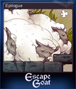 Escape Goat Card 5