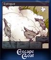 Escape Goat Card 5