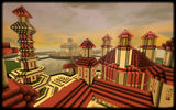 FortressCraft Evolved Background Forbidden Kingdom