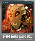 Frederic Resurrection of Music Foil 3
