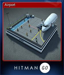Hitman GO Definitive Edition Card 1
