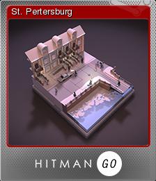Hitman GO Definitive Edition Foil 7