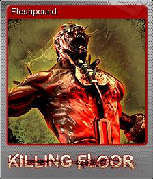 Killing Floor Foil 9